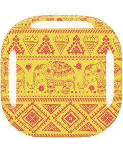Tribal Elephant Yellow Galaxy Buds Live Skin