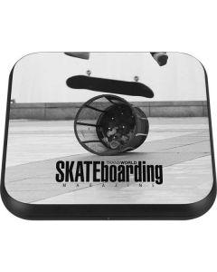 TransWorld SKATEboarding Black and White Wireless Charger Single Skin