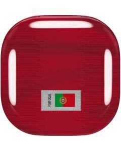 Portugal Soccer Flag Galaxy Buds Live Skin