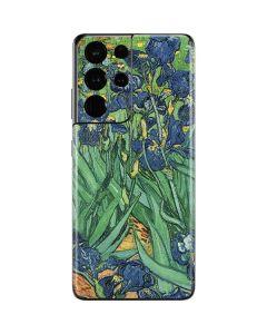 van Gogh - Irises Galaxy S21 Ultra 5G Skin