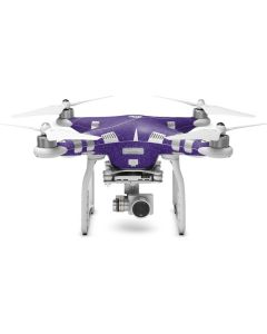 Diamond Purple Glitter DJI Phantom 3 Skin