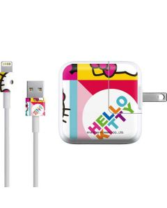 Different Hello Kitty iPad Charger (10W USB) Skin
