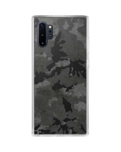 Digital Camo Galaxy Note 10 Plus Clear Case