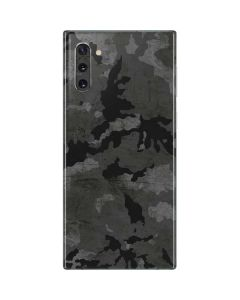 Digital Camo Galaxy Note 10 Skin