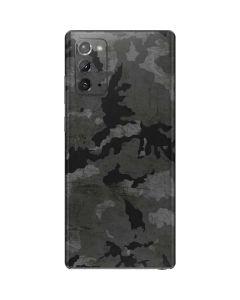 Digital Camo Galaxy Note20 5G Skin