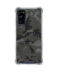 Digital Camo Galaxy S20 FE Clear Case