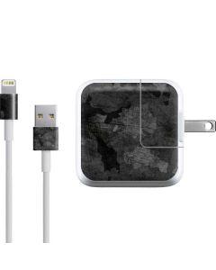 Digital Camo iPad Charger (10W USB) Skin