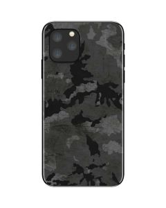 Digital Camo iPhone 11 Pro Skin