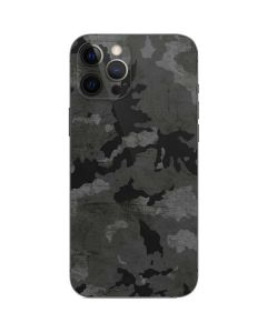 Digital Camo iPhone 12 Pro Skin