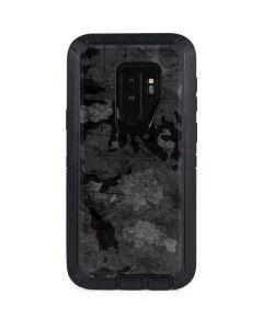 Digital Camo Otterbox Defender Galaxy Skin