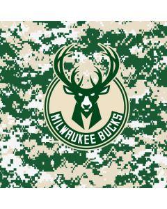 Milwaukee Bucks Camo Digi Google Home Hub Skin