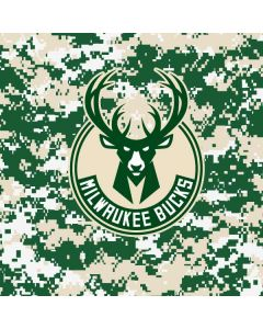 Milwaukee Bucks Camo Digi Incipio DualPro Shine iPhone 6 Skin