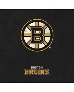 Boston Bruins Distressed Generic Laptop Skin