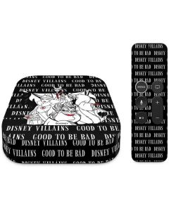 Disney Villains Apple TV Skin