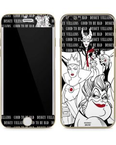 Disney Villains iPhone 6/6s Skin