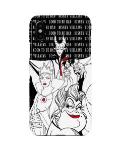 Disney Villains iPhone XS Max Lite Case