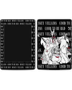 Disney Villains Amazon Kindle Skin