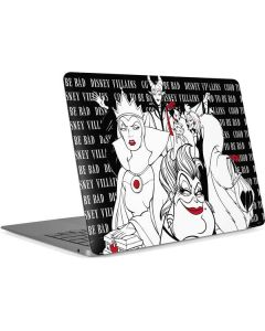 Disney Villains Apple MacBook Air Skin