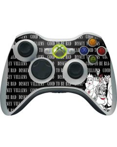 Disney Villains Xbox 360 Wireless Controller Skin