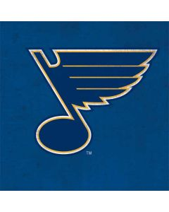 St. Louis Blues Distressed Playstation 3 & PS3 Slim Skin