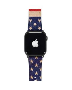 Distressed American Flag Apple Watch Case