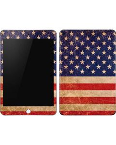 Distressed American Flag Apple iPad Mini Skin