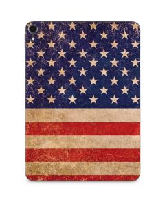 Distressed American Flag Apple iPad Pro Skin