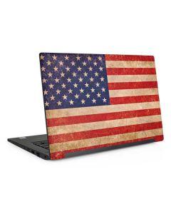 Distressed American Flag Dell Latitude Skin