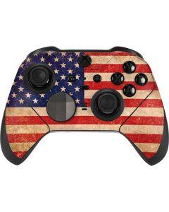 Distressed American Flag Xbox Elite Wireless Controller Series 2 Skin