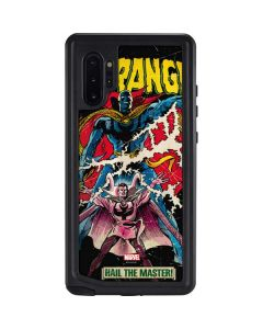 Doctor Strange Hail The Master Galaxy Note 10 Plus Waterproof Case