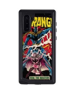 Doctor Strange Hail The Master Galaxy Note 10 Waterproof Case