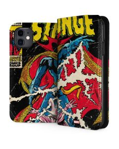 Doctor Strange Hail The Master iPhone 11 Folio Case
