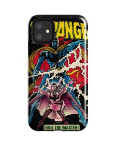 Doctor Strange Hail The Master iPhone 11 Impact Case