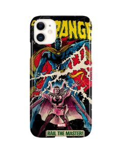 Doctor Strange Hail The Master iPhone 11 Lite Case