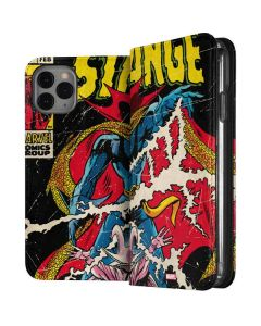 Doctor Strange Hail The Master iPhone 11 Pro Folio Case