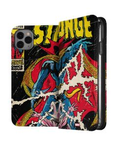 Doctor Strange Hail The Master iPhone 11 Pro Max Folio Case