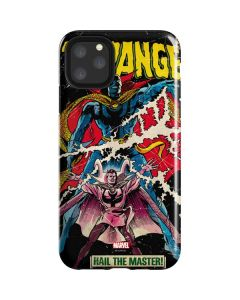 Doctor Strange Hail The Master iPhone 11 Pro Max Impact Case
