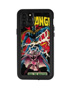 Doctor Strange Hail The Master iPhone 11 Pro Max Waterproof Case