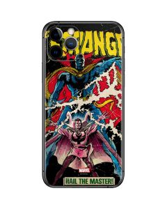 Doctor Strange Hail The Master iPhone 11 Pro Skin
