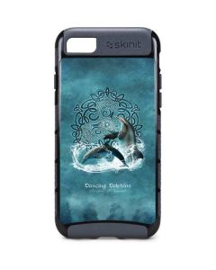 Dolphin Celtic Knot iPhone 8 Cargo Case