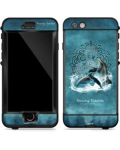 Dolphin Celtic Knot LifeProof Nuud iPhone Skin