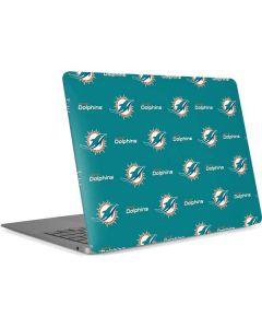 Miami Dolphins Blitz Series Apple MacBook Air Skin