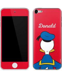 Donald Duck Backwards Apple iPod Skin