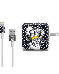 Donald Duck Thinking iPad Charger (10W USB) Skin