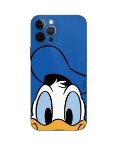 Donald Duck Up Close iPhone 12 Pro Max Skin