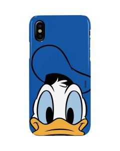 Donald Duck Up Close iPhone XS Max Lite Case
