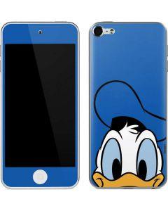Donald Duck Up Close Apple iPod Skin