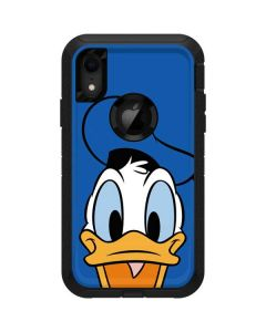Donald Duck Up Close Otterbox Defender iPhone Skin