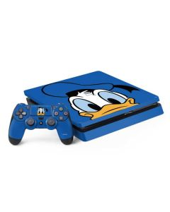 Donald Duck Up Close PS4 Slim Bundle Skin