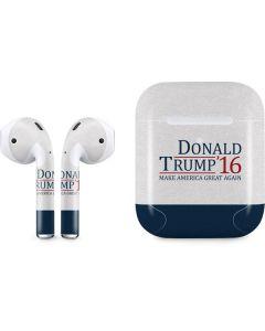 Donald Trump 2016 Apple AirPods 2 Skin